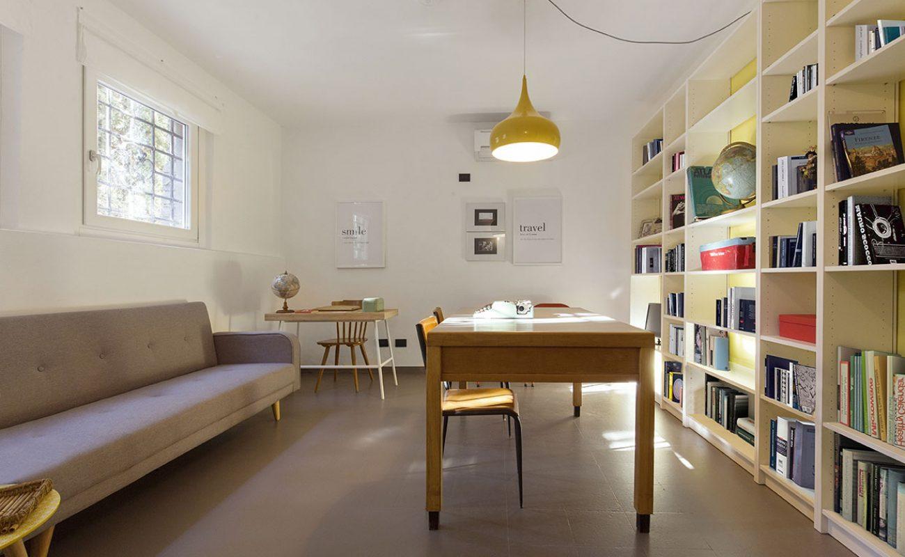 Il Pensatoio / The Living Room