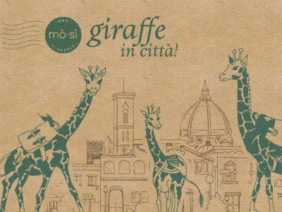 Giraffe-in-città